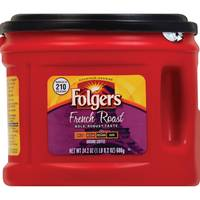 Folgers French Roast Coffee from Blain's Farm and Fleet