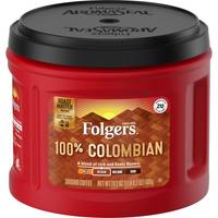 Folgers Columbian Coffee from Blain's Farm and Fleet