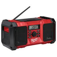 Milwaukee Jobsite Radio from Blain's Farm and Fleet