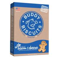 Cloud Star Buddy Biscuits Original Oven Baked Treats with Bacon & Cheese from Blain's Farm and Fleet