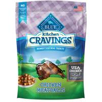 Blue Buffalo Life Protection Kitchen Cravings Chicken Meatballs Homestyle Dog Treats from Blain's Farm and Fleet