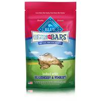 Blue Buffalo Life Protection Blueberry & Yogurt Blue Mini Bars Natural Dog Biscuits from Blain's Farm and Fleet