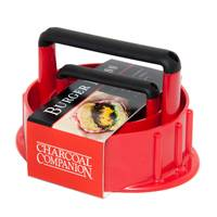 The Companion Group 3-in-1 Burger Press from Blain's Farm and Fleet