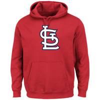 MLB St. Louis Cardinals Tek Patch Hoodie from Blain's Farm and Fleet