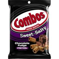 Combos Sweet & Salty Chocolate Fudge Pretzels from Blain's Farm and Fleet