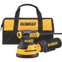 DEWALT Single Speed Random Orbit Sander Kit from Blain's Farm and Fleet