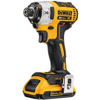 DEWALT 20V 3-Speed Brushless Impact Driver Kit from Blain's Farm and Fleet