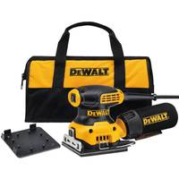 DEWALT 1/4 Sheet Orbital Finish Sander from Blain's Farm and Fleet