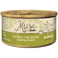 Purina Muse Natural Tuna in Gravy Cat Food from Blain's Farm and Fleet