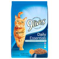 9 Lives Daily Essentials Dry Cat Food from Blain's Farm and Fleet