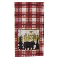 Kay Dee Designs Bear Terry Towel from Blain's Farm and Fleet