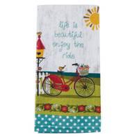 Kay Dee Designs Enjoy the Ride Terry Towel from Blain's Farm and Fleet