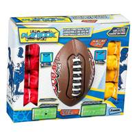 Franklin 10 Player Flag Football Set with Playbook Mini Ball from Blain's Farm and Fleet