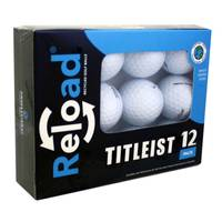 Reload Recycled Titleist Golf Balls-12 Pack from Blain's Farm and Fleet