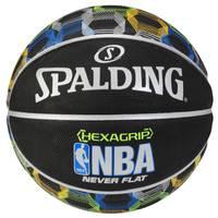 Spalding NBA Neverflat Hexagrip Basketball from Blain's Farm and Fleet
