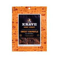 Krave Sweet Chipotle Beef Jerky from Blain's Farm and Fleet