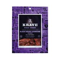 Krave Black Cherry Barbecue Pork Jerky from Blain's Farm and Fleet