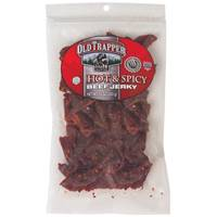 Old Trapper 10 oz Hot & Spicy Beef Jerky from Blain's Farm and Fleet