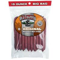 Old Trapper 15 oz Deli Style Beef Sticks from Blain's Farm and Fleet