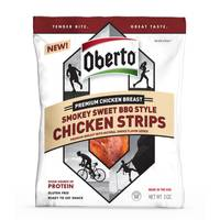 Oberto BBQ Chicken Strips from Blain's Farm and Fleet