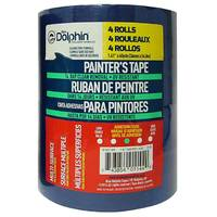 Blue Dolphin Painter's Tape-4 Rolls from Blain's Farm and Fleet