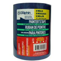 Blue Dolphin Painter's Tape-3 Rolls from Blain's Farm and Fleet