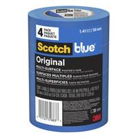 Scotch Blue Painter's Tape from Blain's Farm and Fleet