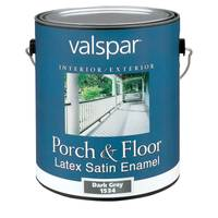 Valspar Porch and Floor Latex Satin Enamel from Blain's Farm and Fleet