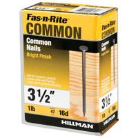Hillman Fas-n-Tite Common Nails from Blain's Farm and Fleet