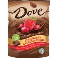 Dove Strawberry & Almond Cocoa Chocolates from Blain's Farm and Fleet
