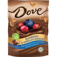 Dove Chocolate Blueberry & Cashew Vanilla Chocolates from Blain's Farm and Fleet