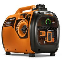 Generac iQ2000 Inverter Portable Generator, 50 State/CARB from Blain's Farm and Fleet