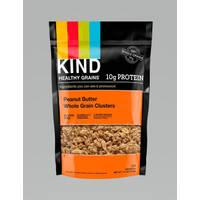 Kind Plus Healthy Grains Clusters Peanut Butter from Blain's Farm and Fleet