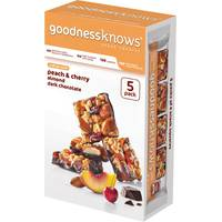 Goodness Knows Peachy Cherry Bars from Blain's Farm and Fleet