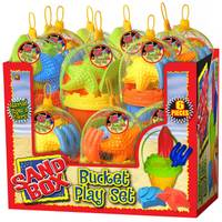 Ja-Ru Sand Box Bucket Play Set from Blain's Farm and Fleet