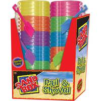 Ja-Ru Sand Box Toy Pail & Shovel from Blain's Farm and Fleet