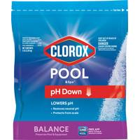Clorox Pool&Spa pH Down from Blain's Farm and Fleet