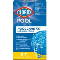 Clorox Pool & Spa Small Pool Care Kit from Blain's Farm and Fleet