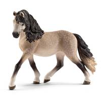 Schleich Andalusian Mare Figurine from Blain's Farm and Fleet