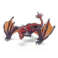 Schleich Dragon Fighter Figurine from Blain's Farm and Fleet