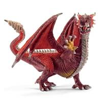 Schleich Dragon Warrior Figurine from Blain's Farm and Fleet