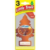 Little Trees Copper Canyon Air Freshener from Blain's Farm and Fleet