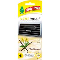 Little Trees Vent Wrap Vanillaroma Air Freshener from Blain's Farm and Fleet