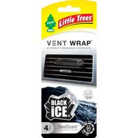 Little Trees Vent Wrap Black Ice Air Freshener from Blain's Farm and Fleet