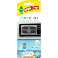 Little Trees Vent Clip Bayside Breeze Air Freshener from Blain's Farm and Fleet