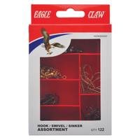 Eagle Claw Hook & Sinker & Swivel Assortment from Blain's Farm and Fleet