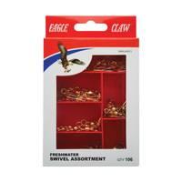 Eagle Claw Swivel Assortment from Blain's Farm and Fleet