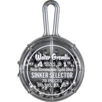 Water Gremlin Company Round Split Shot Sinker Small Selector from Blain's Farm and Fleet
