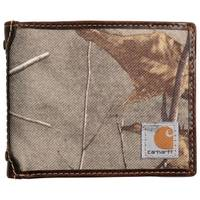 Carhartt Men's  Canvas Passcase Wallet from Blain's Farm and Fleet