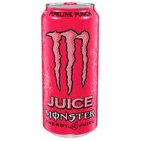 Monster Pipeline Punch Energy Juice from Blain's Farm and Fleet